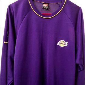 Nike Lakers apparel
